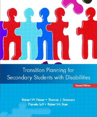 Image for Transition Planning for Secondary Students with Disabilities (2nd Edition)