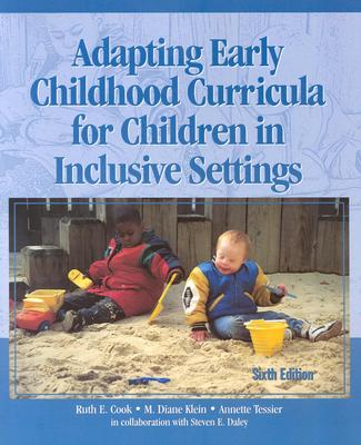 Image for Adapting Early Childhood Curricula for Children in Inclusive Settings (6th Edition)