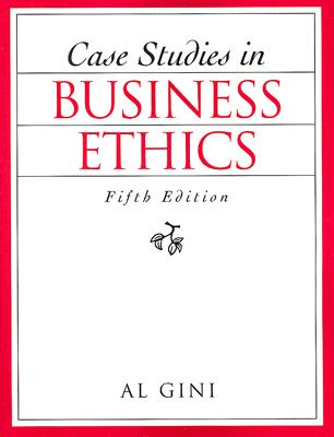Image for Case Studies in Business Ethics (5th Edition)