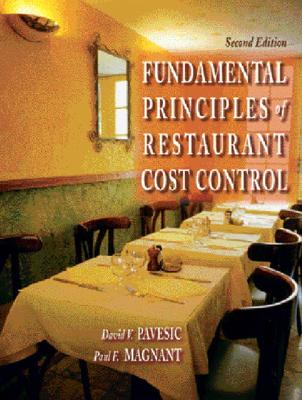 Image for Fundamental Principles of Restaurant Cost Control (2nd Edition)