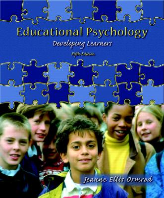 Image for Educational Psychology: Developing Learners (5th Edition)