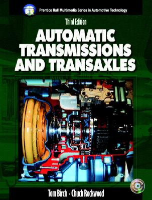 Image for Automatic Transmissions and Transaxles (3rd Edition)