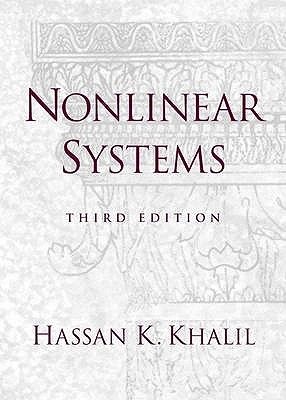 Nonlinear Systems 3rd Edition, Hassan Khalil