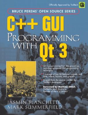 Image for C++ GUI Programming with Qt 3