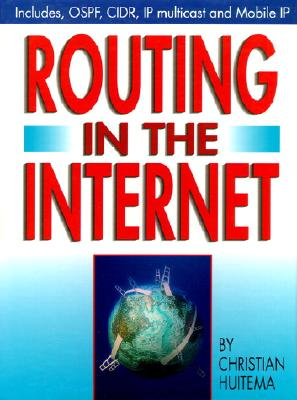 Image for ROUTING IN THE INTERNET