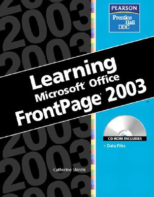 Image for Learning: Microsoft FrontPage 2003