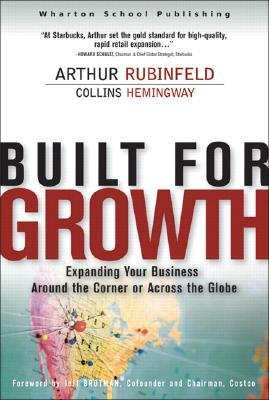 Image for Built for Growth: Expanding Your Business Around the Corner or Across the Globe