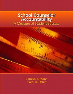 Image for School Counselor Accountability: A MEASURE of Student Success