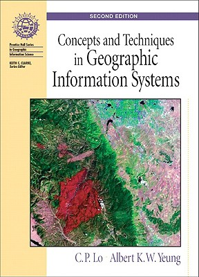 Image for Concepts And Techniques Of Geographic Information Systems
