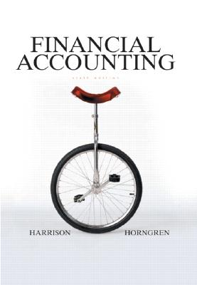Image for Financial Accounting (6th Edition) (CHARLES T HORNGREN SERIES IN ACCOUNTING)