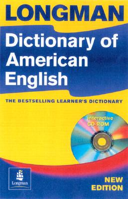 Image for Longman Dictionary of American English with Thesaurus and CD-ROM, Third Edition