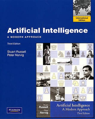 Artificial Intelligence International Version: A Modern Approach 3rd Edition, Stuart Russell (Author), Peter Norvig (Author)