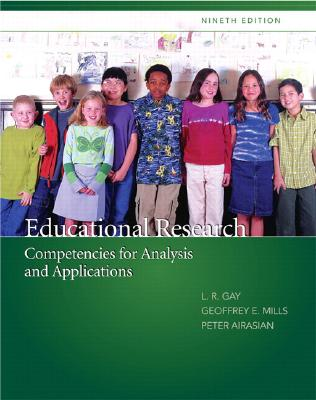 Image for Educational Research: Competencies for Analysis and Applications