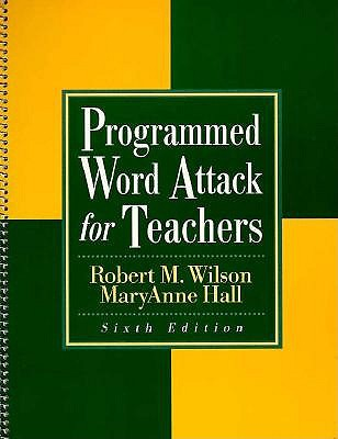 Image for Programmed Word Attack for Teachers