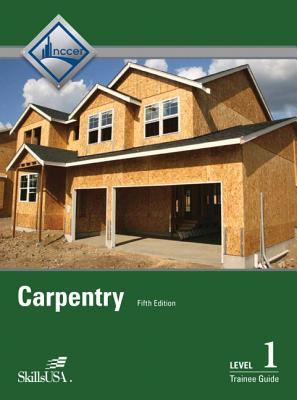 Image for Carpentry Level 1 Trainee Guide Hardcover (5th Edition)