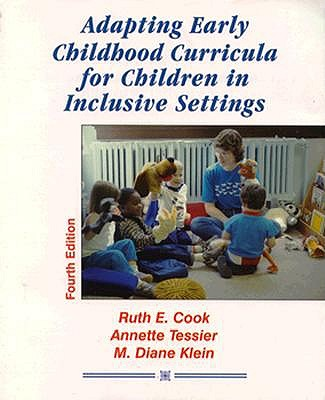 Image for Adapting Early Childhood Curricula for Children in Inclusive Settings
