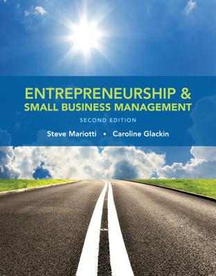 Image for Entrepreneurship and Small Business Management (2nd Edition)