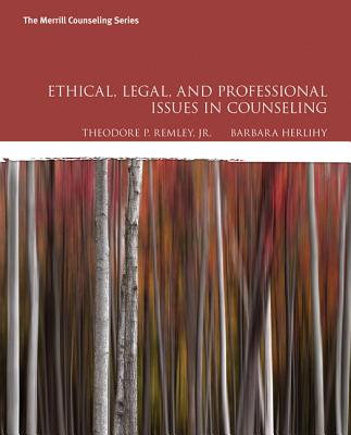 Image for Ethical, Legal, and Professional Issues in Counsel