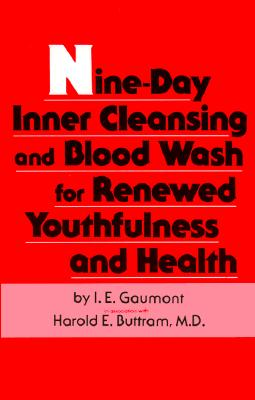 Image for Nine-Day Inner Cleansing and Blood Wash for Renewed Youthfulness and Health