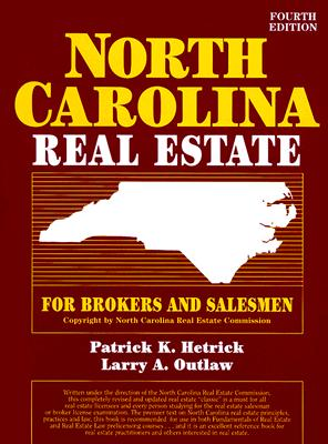 Image for North Carolina Real Estate for Brokers and Salesmen