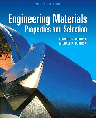 Image for Engineering Materials: Properties and Selection (9th Edition)