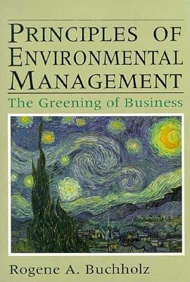 Image for Principles of Environmental Management: The Greening of Business