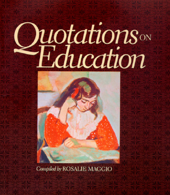 Image for Quotations on Education