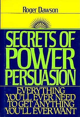Image for Secrets of Power Persuasion