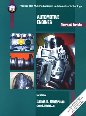 Image for Automotive Engines: Theory and Servicing (4th Edition)