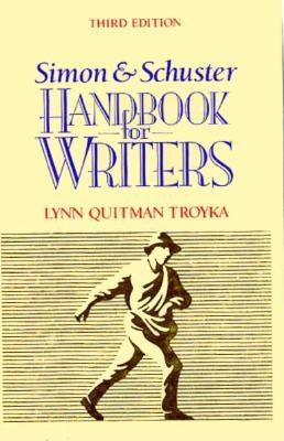 Image for Simon and Schuster Handbook for Writers