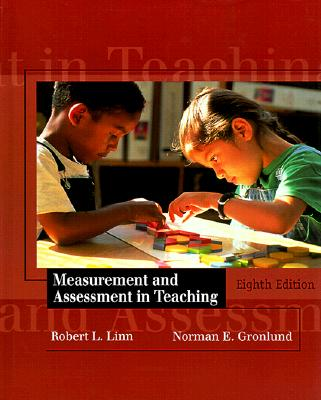 Image for Measurement and Assessment in Teaching