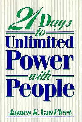 Image for 21 Days to Unlimited Power With People