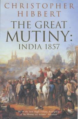Image for Great Mutiny: India 1857