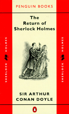The Return of Sherlock Holmes, Doyle, Arthur Conan Conan