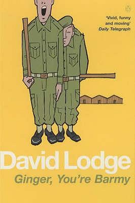 Ginger, You're Barmy, David Lodge