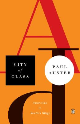 City of Glass (New York Trilogy), Auster, Paul