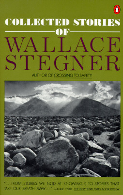 Image for Collected Stories of Wallace Stegner (Contemporary American Fiction)