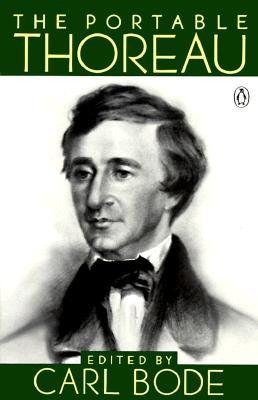 The Portable Thoreau (Portable Library), Henry David Thoreau