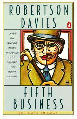 Fifth Business (Deptford Trilogy), Davies, Robertson