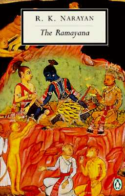Image for The Ramayana: A Shortened Modern Prose Version of the Indian Epic (Classic, 20th-Century, Penguin)