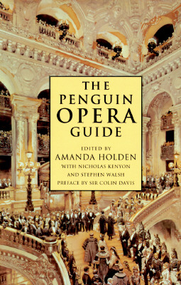 Image for The Penguin Opera Guide