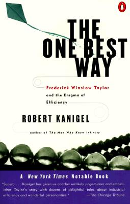 Image for The One Best Way: Frederick Winslow Taylor and the Enigma of Efficiency (Sloan Technology)