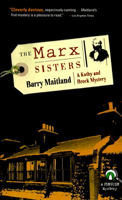 Image for The Marx Sisters: A Kathy and Brock Mystery (Kathy and Brock Mysteries)