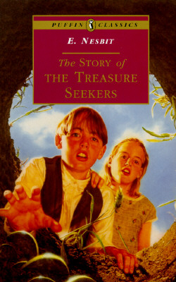Image for The Story of the Treasure Seekers: Complete and Unabridged (Puffin Classics)
