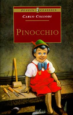 """Pinocchio (Puffin Classics), """"Collodi, Carlo"""""""