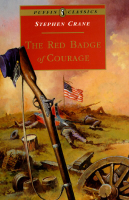 Image for The Red Badge of Courage (Puffin Classics)