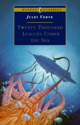 Image for Twenty Thousand Leagues Under the Sea (Puffin Classics)