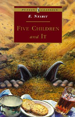 Five Children and It (Puffin Classics), Nesbit, E.