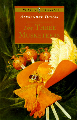 Image for The Three Musketeers (Puffin Classics)