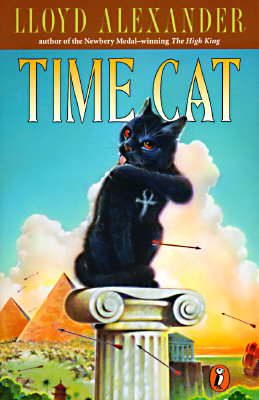 "Time Cat: The Remarkable Journeys of Jason and Gareth, ""Alexander, Lloyd"""
